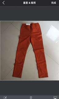 UNIQLO KIDS XL GIRLS 便衣緊身褲