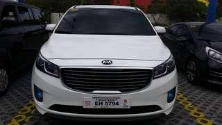 Brand new Kia grand carnival 2.2L crdi 7str gold, all power