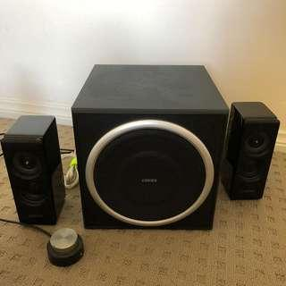 Edifier sound system