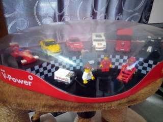 Lego Shell Ferrari Collector set 2011