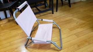 可摺疊沙灘椅 9成新 輕身