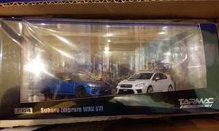 tarmac  Subaru impress ex sti