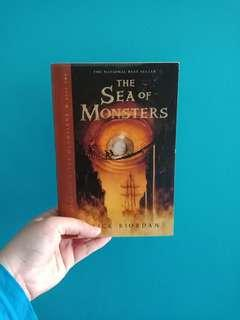 Percy Jackson : The Sea of Monsters