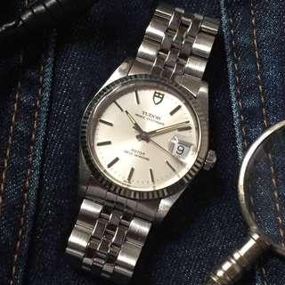 FOR SALE/TRADE- 34mm Rolex made Tudor Prince Oysterdate ( 1988 )