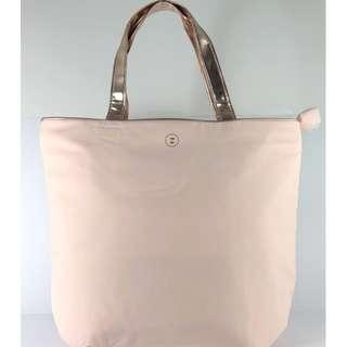 Repetto baby pink tote bag