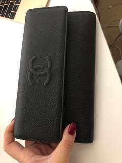 Chanel wallet 💯 % Authentic