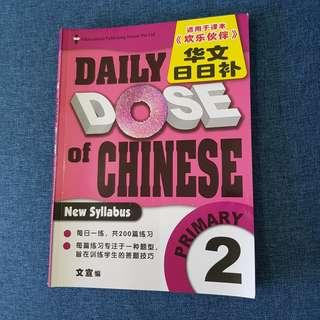 Daily Dose Chinese - Primary 2