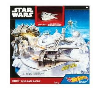 BNIB Star Wars HOTH Battle Echo Base