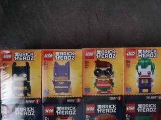 Lego DC Brickheadz Series 1