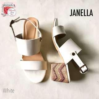 👡 JANELLA (Block Heels) 👡