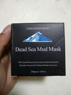 Mud Mask Acne Facial Care