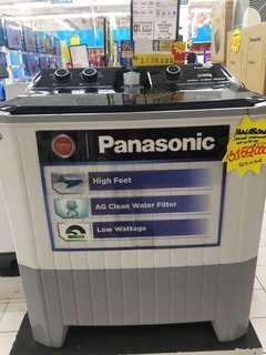 Panasonic Mesin Cuci 2tabung Promo Cicilan Tanpa DP Proses Cepat Free 1x Angsuran