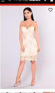 *new* fashion nova dress