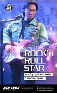 1/6  Rock and Roll Star Beyond乐队黄家驹