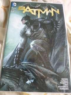 Dc comics batman new 52 dell otto variant