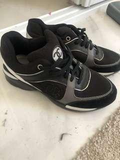 Replica channel sneakers