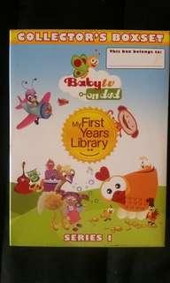 Toddler's DVD