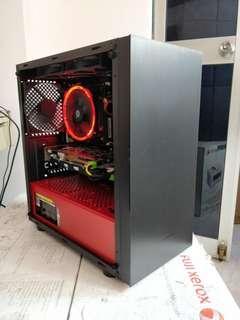 Intel i7 3770 + GTX 1060 6GB - Budget Custom Gaming Desktop PC