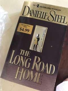 Unread Danielle Steel Books