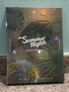 [INSTOCK] TWICE SUMMER NIGHTS MONOGRAPH