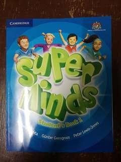 Super minds student book