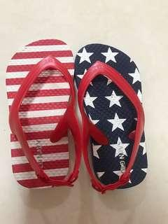 New Old Navy Baby Fitflop 24m
