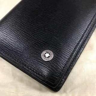 🚚 Mont Blanc Card Holder Pouch