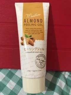 Almond peeling gel