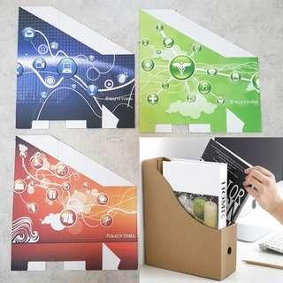 $2 each cheapest Foldable Book / file / paper stand holder