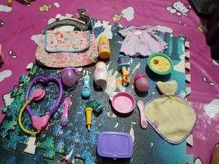 Baby alive accesory