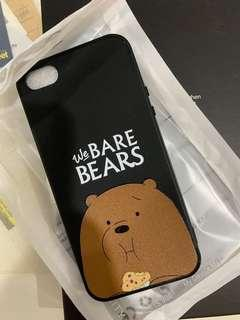 iPhone 5/SE case We Bare Bears
