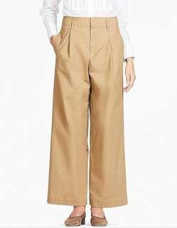 🚚 UNIQLO High Waist Khaki Pants