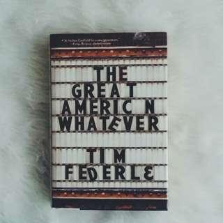 HB: The Great American Whatever