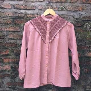 Pink Tops
