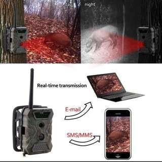 """5🔥💥Digtial Hunting Camera 12MP HD 1080P 940NM 2.0"""" LCD Chasse Trail Camera MMS GPRS GSM Wild Trap Camcorder IR Night Vision Cam"""