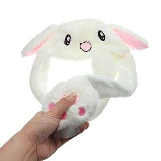 [INSTOCK] Bunny hat with moving ears