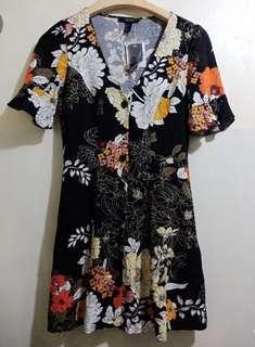 F21 woven dress
