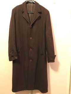 🚚 韓版長大衣L號46號