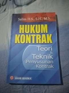 Hukum Kontrak Salim HS