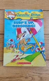 Geronimo stilton. Surfs up geronimo