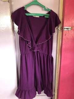 MSE Ruffle Dress