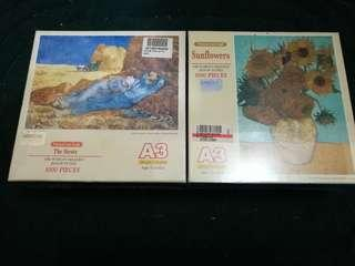 Van Gogh Puzzles 2 for Php600