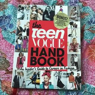 Teen Vogue Handbook: Fashion Guide