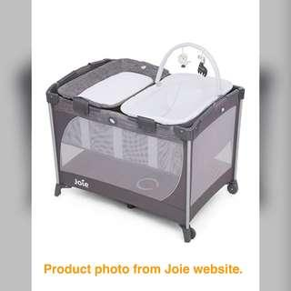 Joie Commuter Change & Snooze Crib (Preloved)