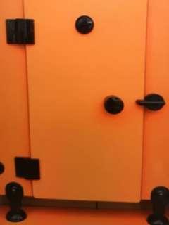 Public Toilet Hinge - Clothes Hangar - lockset - Door Leg - Door Handle
