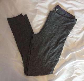TNA grey leggings