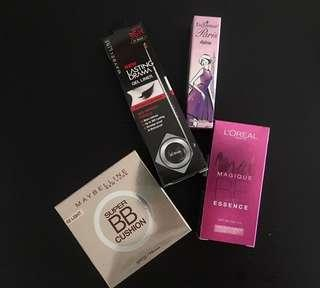 Loreal & Maybelline ( Makeup Combo Set )