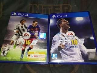 PS4 FIFA 18 16