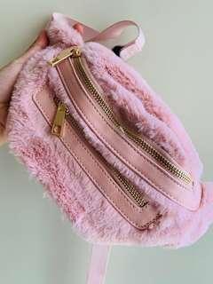 Blush Pink/Rose Gold Fanny Pack