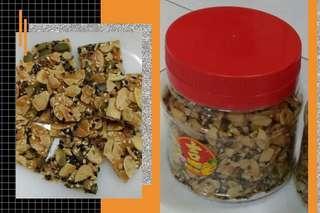 CNY Almond Crisps Cookies